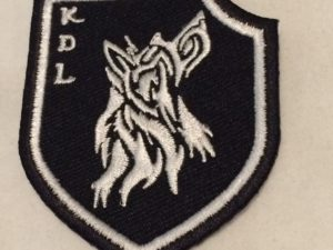 Ecusson Klan du Loup