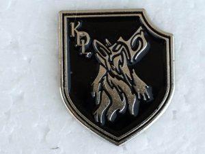 Pin's Le Klan du Loup