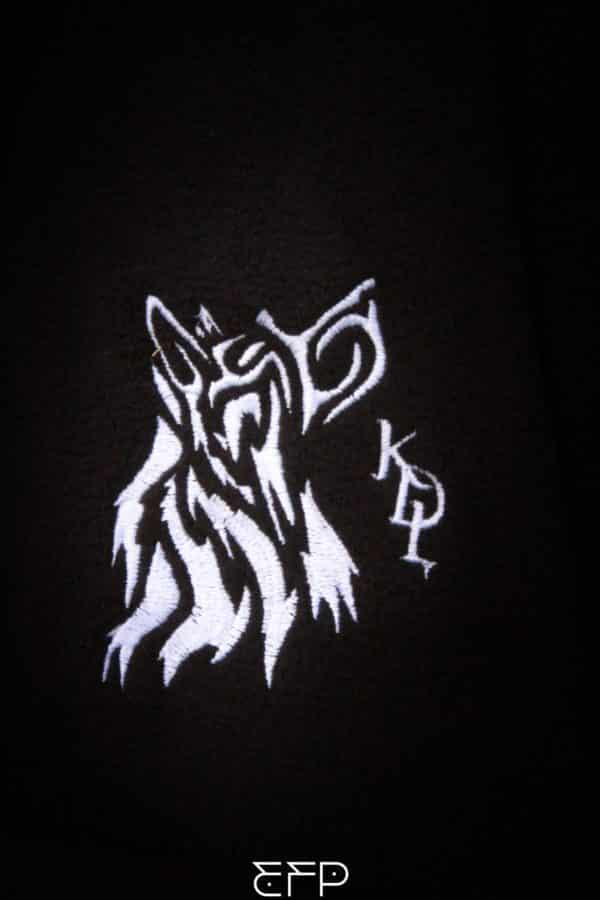 Echarpe Loup